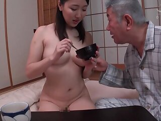 Japanese Old And Young